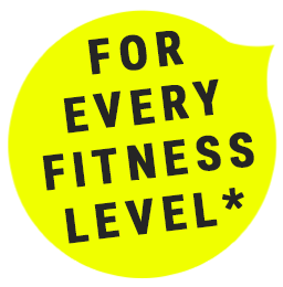 For every fitness level
